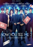 Now You See Me 2 (DVD + UltraViolet)