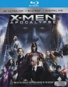 X-Men: Apocalypse (4K Ultra HD + Blu-ray + UltraViolet)