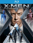 X-Men: Beginnings Trilogy (Blu-ray + UltraViolet)