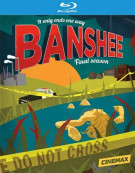 Banshee: The Complete Fourth Season (Blu-ray + UltraViolet)