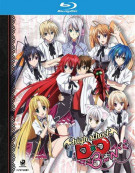 High School Dxd Born: Season 3 (Blu-ray + DVD Combo)
