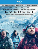 Everest (4K Ultra HD + Blu-ray + UltraViolet)