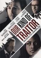 Our Kind Of Traitor (DVD + UltraViolet)