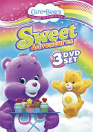 Care Bears Sweet Adventures 3-DVD Set
