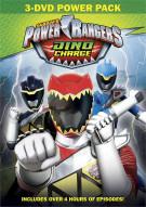 Power Rangers Dino Charge 3 DVD Set