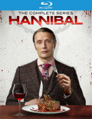 Hannibal: The Complete Seasons 1-3 (Blu-ray + UltraViolet)