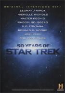 50 Years Of Star Trek (DVD + UltraViolet)