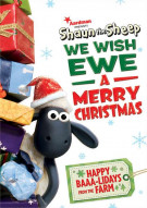 Shaun The Sheep: We Wish Ewe A Merry Christmas (DVD + UltraViolet)