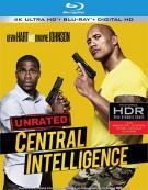Central Intelligence (4K Ultra HD + Blu-ray + UltraViolet)