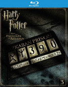 Harry Potter And The Prisoner Of Azkaban - Special Edition (Blu-ray + UltraViolet)
