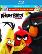 Angry Birds Movie, The ( Blu-ray + DVD + Ultraviolet HD)