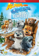 Alpha And Omega: The Big Fureeze (DVD + UltraViolet)