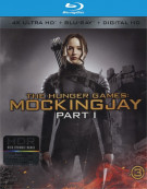 Hunger Games, The: Mockingjay - Part 1 (4K Ultra HD + Blu-ray + UltraViolet)