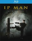 IP MAN TRILOGY (Blu-Ray)