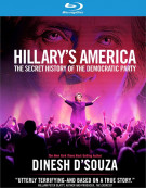 Hillarys America: The Secret History Of The Democratic Party (Blu-ray + UltraViolet)