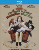 Adventure of Sherlock Holmes smarter brother (Blu-ray)