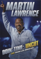 Martin Lawrence: Doin time