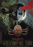 Trilogia de Guillermo del Toro: The Criterion Collection