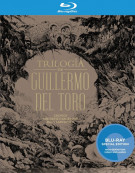 Trilogia de Guillermo del Toro(The Criterion Collection)