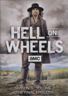 Hell On Wheels: Season 5 Vol2- Final Episodes