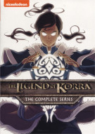 Legend Of Korra, The: The Complete Series