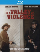 In A Valley Of Violence (Blu-ray + UltraViolet)
