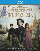 Miss Peregrines Home for Peculiar Children (Blu-ray 3D + Blu-ray + UltraViolet