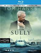 Sully (4K Ultra HD + Blu-ray + UltraViolet)