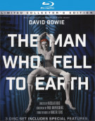 Man Who Fell To Earth, The (Blu-ray + DVD + UltraViolet)