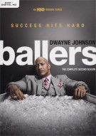 Ballers: The Complete Second Season (DVD + UltraViolet)