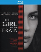 Girl On The Train, The (4K Ultra HD + Blu-ray + UltraViolet)