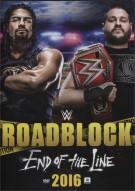 WWE: Roadblock 2016