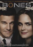 Bones: Season Eleven
