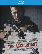 Accountant, The  (Blu-ray + DVD Combo + Digital HD Ultraviolet)