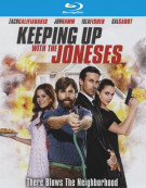 Keeping Up with the Joneses (Blu-ray + DVD + UltraViolet)