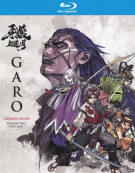 GARO: Crimson Moon - Season Two, Part One (Blu-ray + DVD Combo)