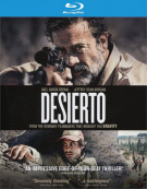 Desierto (Blu-ray + DVD Combo + UltraViolet)