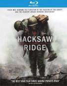 Hacksaw Ridge (4K Ultra HD + Blu-ray + UltraViolet)
