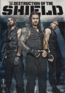 WWE: The Destruction of the Shield (DVD / Single Disc)