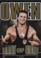 WWE: Owen - Hart of Gold (DVD / Single Disc)