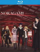 Noragami Aragoto: Season Two (Blu-ray + DVD Combo)