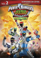 Power Rangers Dino Super Charge: Extinction - Vol. 2