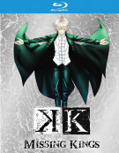K Missing Kings (Blu-ray + DVD Combo)