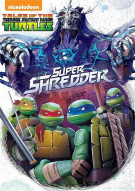 Tales of the Teenage Mutant Ninja Turtles: Super Shredder