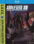 Appleseed XIII: The Complete Series S.A.V.E. (Blu-ray + DVD Combo)
