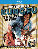 Return Of Kung Fu Trailers Of Fury