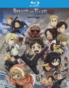Attack on Titan: Junior High - The Complete Series (Blu-ray + DVD Combo)