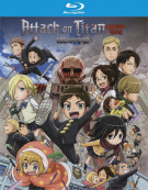 Attack on Titan: Junior High : The Complete Series- Limited Edition (Blu-ray + DVD Combo)