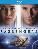 Passengers (Blu-ray + UltraViloet)