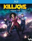Killjoys: The Complete Second Season (Blu-ray + UltraViolet)